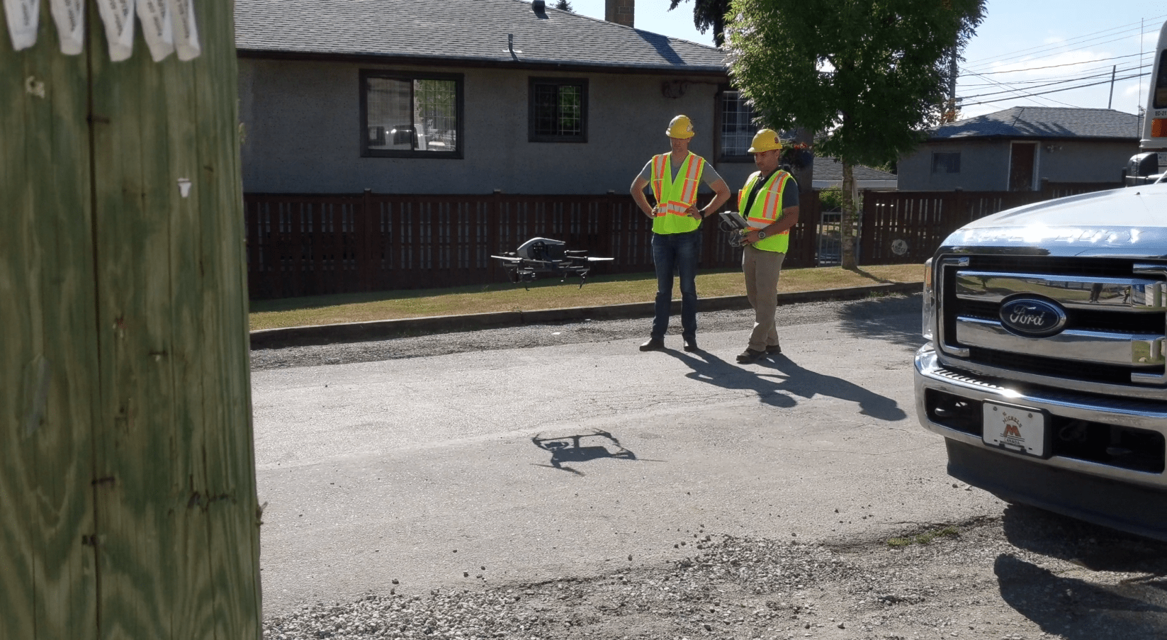fortisbc gas-line | UAViation